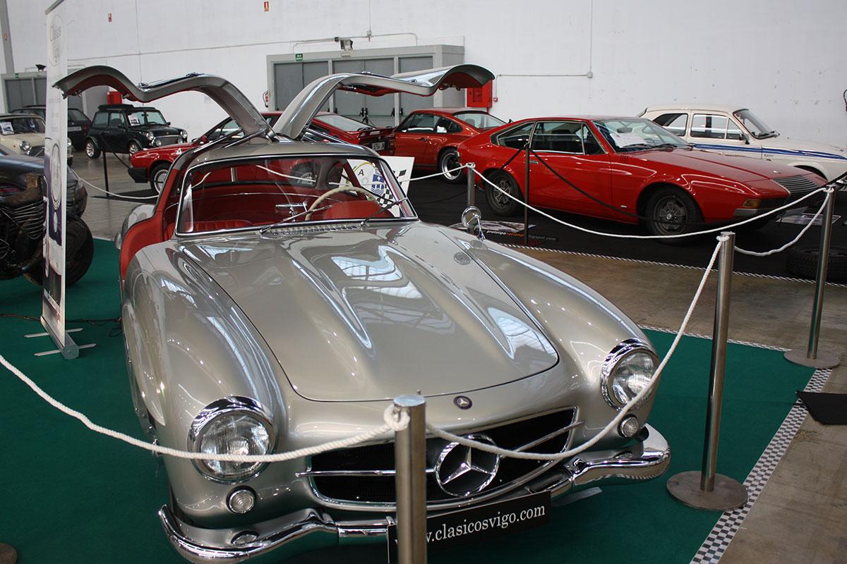 VI Salón del vehículo clásico y de época