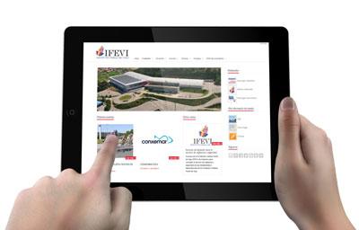 IFEVI estrena página web