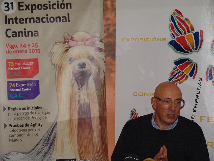 IFEVI abrirá sus puertas este sábado para la celebración, durante todo el fin de semana, de la Exposición Nacional e Internacional Canina.
