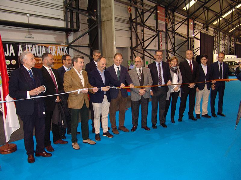 Inauguración do XXVII Salón del Automóvil  y Motocicleta
