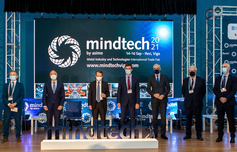 MINDTECH 2021 se presenta con un acto oficial en Vigo