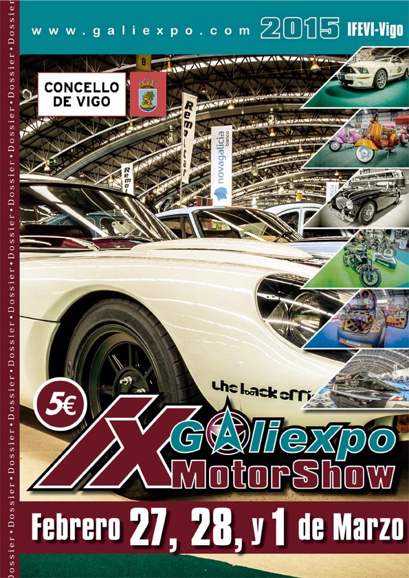 IFEVI abre este Viernes sus puertas a Galiexpo Motor Show hasta el domingo 1 de marzo.