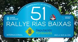 IFEVI prepara las instalaciones para el  Rallye Rias Baixas.