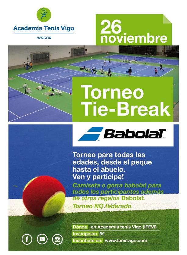 Torneo Tie Break Babolat